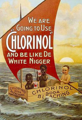 Chlorinol Art Print