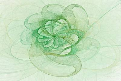 Digital Art - Chloroplasmosis by Doug Morgan