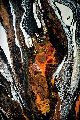 Painting - Chobezzo Abstract Series 3 by Lilia D