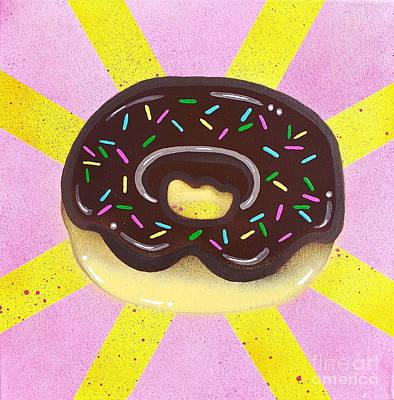 Choco Donut Original