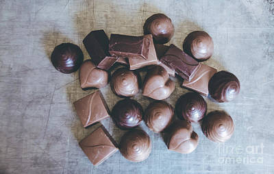 Photograph - Chocolate 4 by Andrea Anderegg