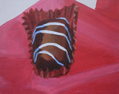 Painting - Chocolate Candy by Sarah Vandenbusch