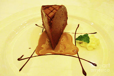 Photograph - Chocolate Caramel by Randall Weidner