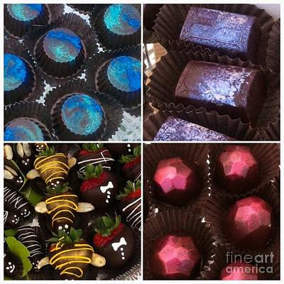 Photograph - Chocolate Choices by Susan Garren