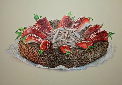 Chocolate Coconut Ganache Original