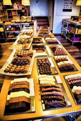Photograph - Chocolate Delight by Rick Bragan