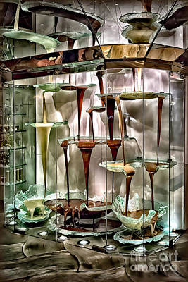 Photograph - Chocolate Fountain In Bellagio by Walt Foegelle