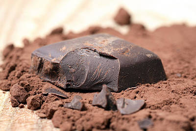 Photograph - Chocolate by Frank Tschakert