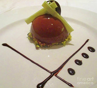 Photograph - Chocolate Pistachio by Randall Weidner