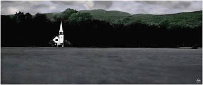 Photograph - Chocorua Chapel by Wayne King