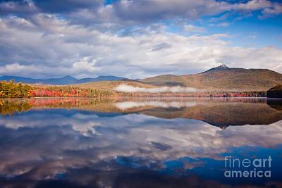 Photograph - Chocorua Reflection by Susan Cole Kelly
