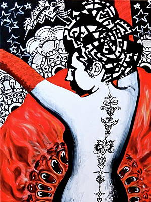 Painting - Choir by Yelena Tylkina