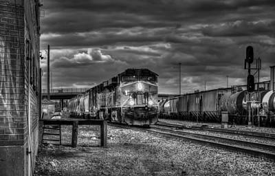Photograph - Choo Choo by Deb Buchanan