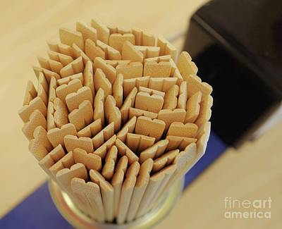 Photograph - Chop Sticks by John S
