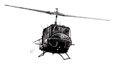 Painting - Chopper by Joe Dagher