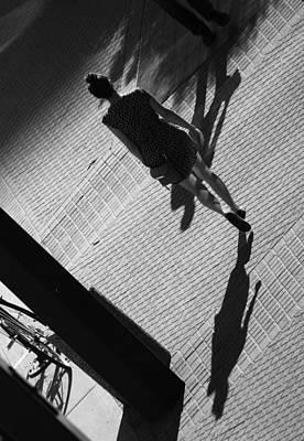 Photograph - Chose To Walk  by Jerry Cordeiro
