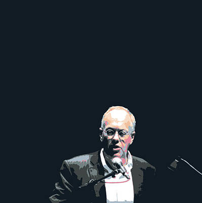 Liberal Mixed Media - Chris Hedges by Shay Culligan