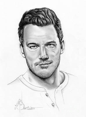 Chris Pratt - Starlord Original