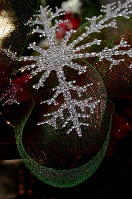 Photograph - Christmas Decoration by Tim Good