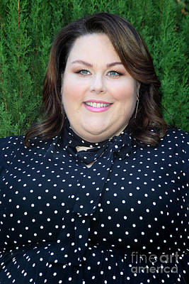 Photograph - Chrissy Metz by Nina Prommer