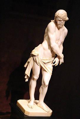 Photograph - Duquesnoy's Christ Bound by Cora Wandel