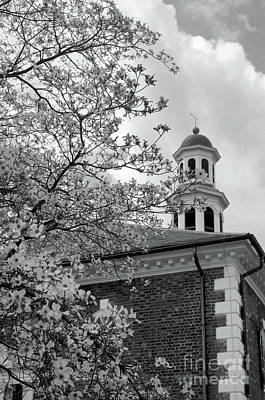 Photograph - Christ Church Alex Va by John S