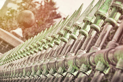 Photograph - Christ Church Burial Ground by JAMART Photography