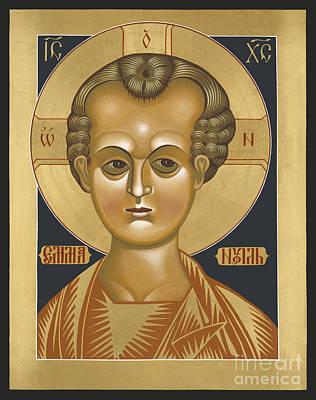Painting - Christ Emmanuel 004 by William Hart McNichols
