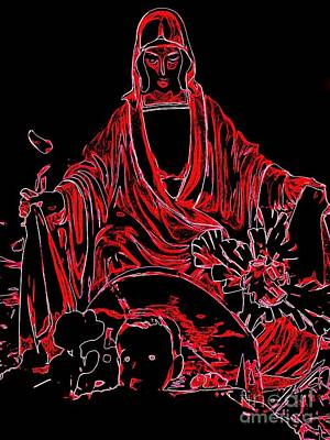 Digital Art - Christ Is Born by Ed Weidman