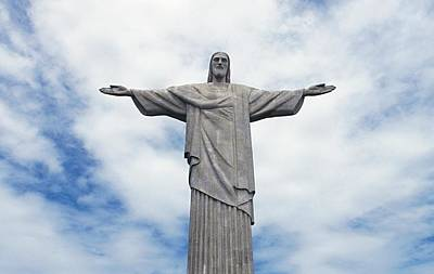 Christ The Redeemer Art Print by Paul Landowski