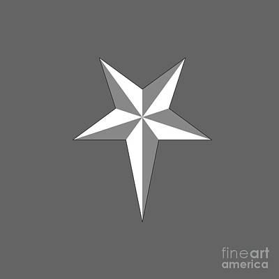 Morning Star Mixed Media - Christian Morning Star by Frederick Holiday
