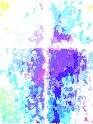 Digital Art - Christianity 7 by Payet Emmanuel