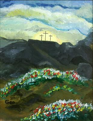 Christianity  Art Print