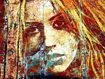 Christina Aguilera Painting - Christina Aguilera by Otis Porritt