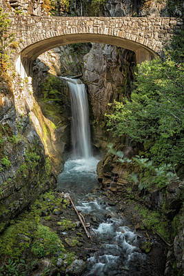 Photograph - Christine Falls by Belinda Greb