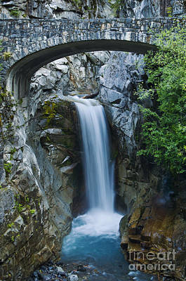 Photograph - Christine Falls by Greg Vaughn - Printscapes