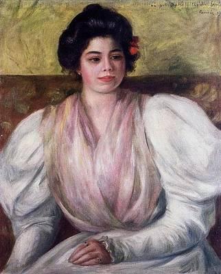 Christine Lerolle   1897 Art Print