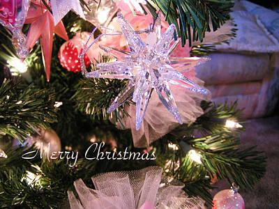 Photograph - Christmas 17 1 by rd Erickson
