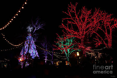 Photograph - Christmas At Silver Dollar City by Jennifer White