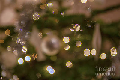 Photograph - Christmas Background by Patricia Hofmeester
