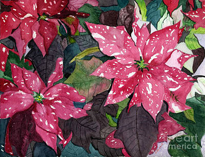 Painting - Christmas Beauty by Lynne Reichhart