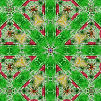 Digital Art - Christmas Bells by Lori Kingston