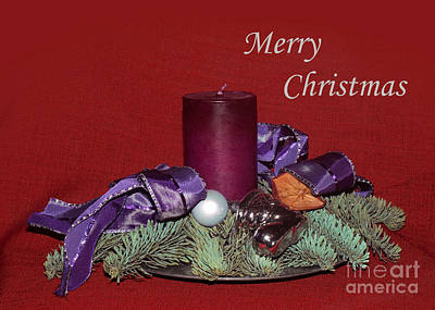 Photograph - Christmas Card 2 by Rudi Prott