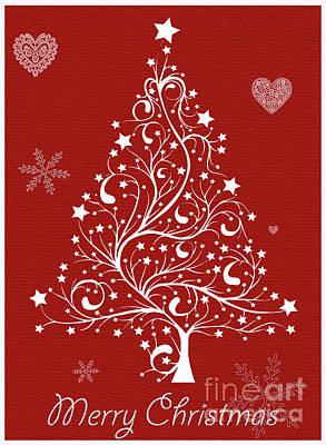 Photograph - Christmas Card 5 by Nina Ficur Feenan