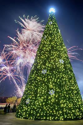 Photograph - Christmas Celebration 120217 by Rospotte Photography