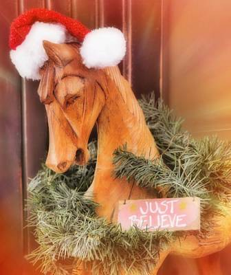 Photograph - Christmas Chariot by JAMART Photography