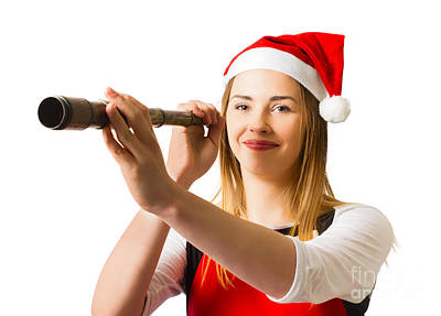 Youthful Photograph - Christmas Coming Soon by Jorgo Photography - Wall Art Gallery