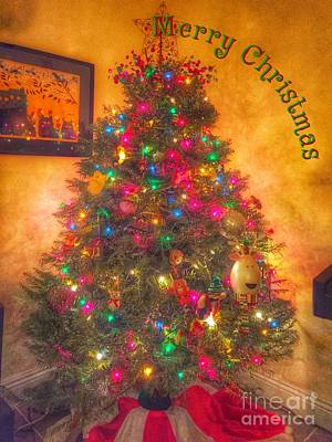 Photograph - Christmas Corner by Jenny Revitz Soper