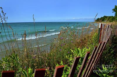Photograph - Christmas Cove Beach  by Amy Lucid