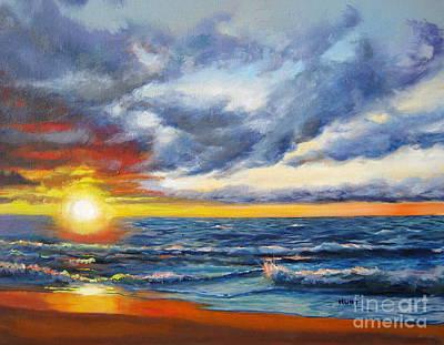 Painting - Christmas Cove by Shirley Braithwaite Hunt